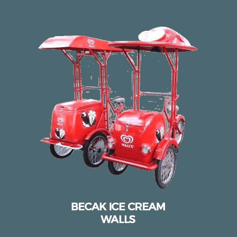 Harga es cream walls